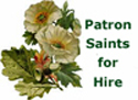 patron saints for hire