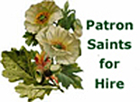 patron saints for hire image